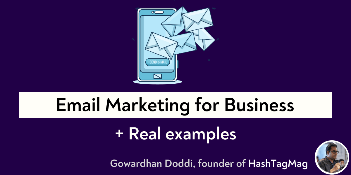 email marketing for businesses